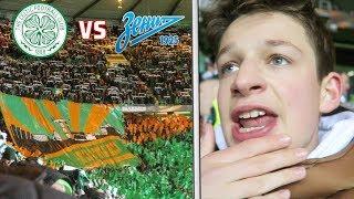 CELTIC vs ZENIT VLOG - The Ultras Do The Poznan  Meeting Rigoni