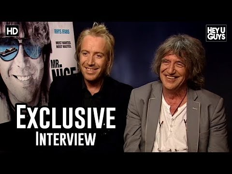 Mr Nice Interviews - Rhys Ifans and Howard Marks