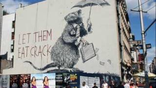 Banksy: artist or vandal? (learn English with pie)