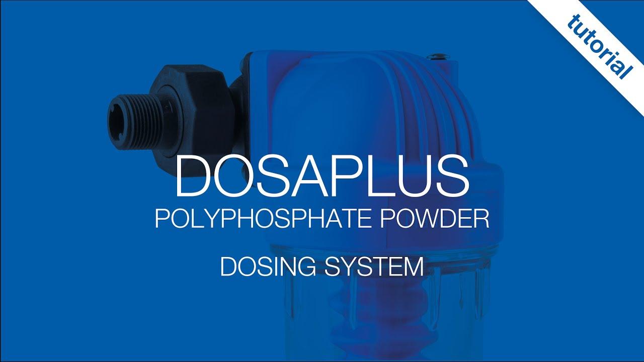 Sistemi anti calcare dosaplus di atlas filtri youtube for Atlas filtri anticalcare