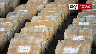Study reveals Britain's 'secret cocaine addiction'