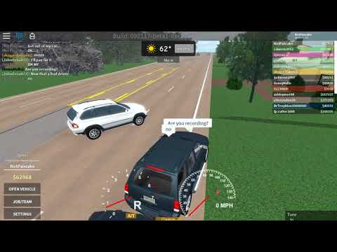 Roblox - Greenville WI Car Reviews | 2003 CHEVY TRAIL ...