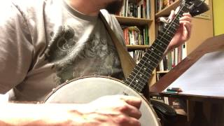 Black-Eyed Susie (Clawhammer Banjo, Slow)