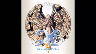 Music from Ys V: Lost Kefin, Kingdom of Sand - Theme of Lovers
