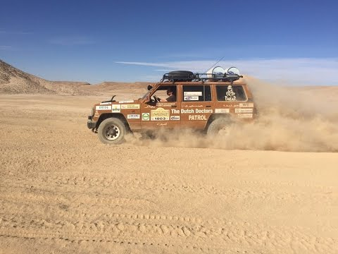 The Dutch Doctors - Holland to Gambia with a Nissan Patrol