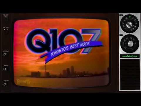 1988 - Q107 - Toronto's Best Rock