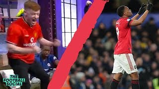 CHELSEA 0-2 MANCHESTER UNITED | FAN REACTION