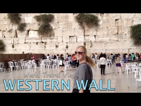 Holy sites in jerusalem - ISRAEL | World Travel Vlog