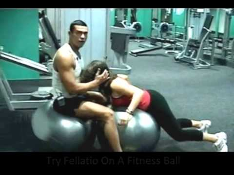 gym fellatio