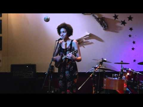 Vessna Scheff The Music Cafe Open Mic Damascus, Maryland