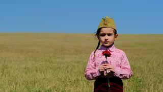 """Стихотворение  9 Мая """"Ветераны""""  (З.Баева)"""