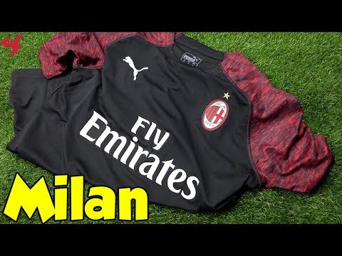 Puma AC Milan 2018/19 Third Jersey Unboxing + Review from Subside Sports