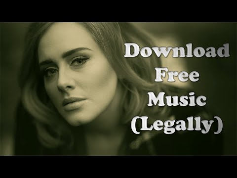 How to Download Music Legally