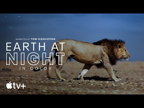 Earth At Night In Color — Official Trailer | Apple TV+