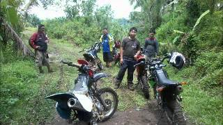TRAIL RIDE JUNE 16 2012 AURORA ZAMBOANGA DEL SUR