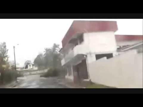 Cyclone devastates capital city in Vanuatu