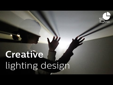 Creative lighting design - part 1 Form & Direction