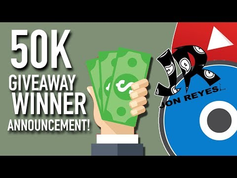 50K GIVEAWAY WINNER ANNOUNCED! *$100 GIFT CARD TO BROADWAY PRO SCOOTERS*