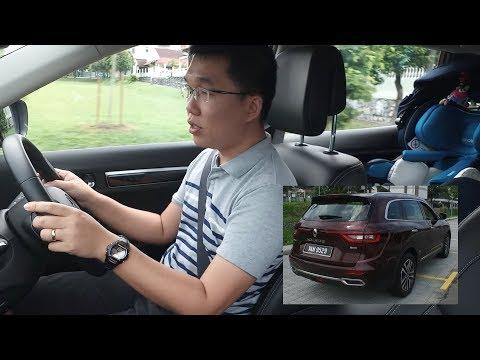 Renault Koleos 2.5 AWD Malaysia Review | EvoMalaysia.com