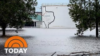 Hurricane Harvey Death Toll Rises To At Least 28; Explosions Rock Chemical Plant   TODAY