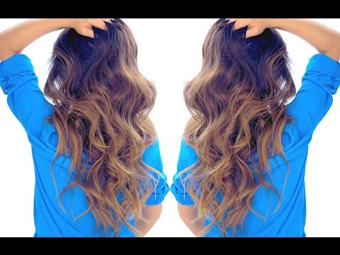 Ombre Hairstyles | Easy Color Touch-Up | Hair Coloring Tutorial ...