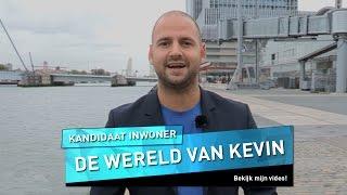 De wereld van Kevin   Kandidaat inwoner UTOPIA (NL) 2016