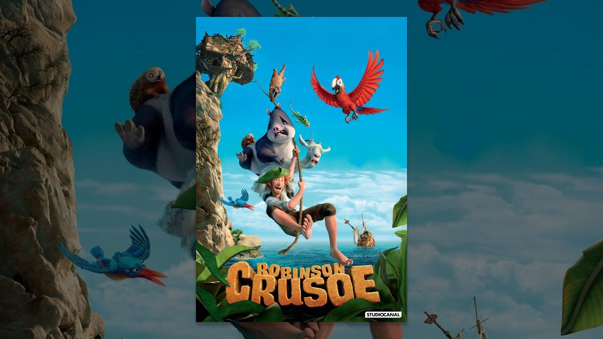 Download Robinson Crusoé (VF)