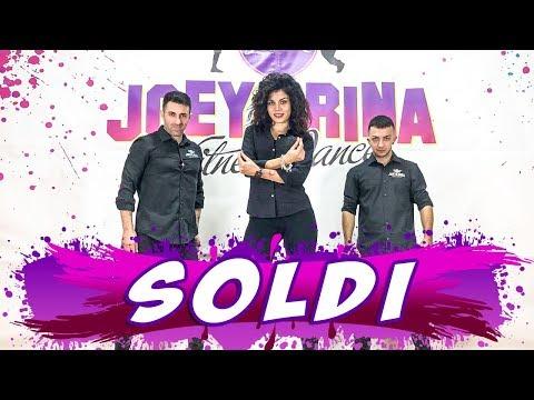 SOLDI Sanremo 2019 Coreografia Joey&Rina || TUTORIAL || Balli di Gruppo 2019 Line Dance
