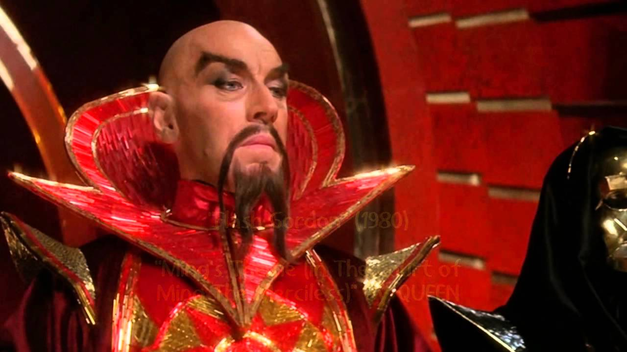 General Ming The Merciless