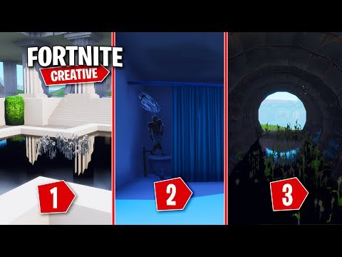 3 WAYS to use FLOWING WATER JETS in Fortnite Creative