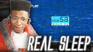 "ETIKA REACTS TO ""LOCAL58 - Real Sleep"" ( CURSED VIDEO )"