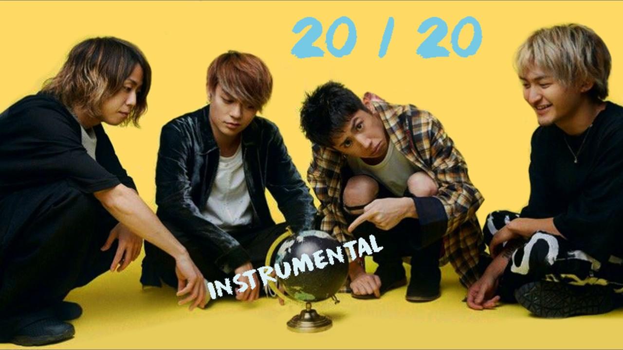 ONE OK ROCK - 20/20 ( INSTRUMENTAL ) - YouTube