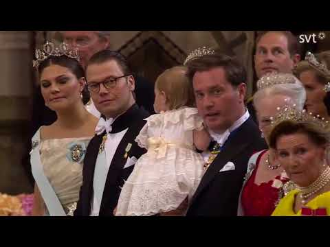 Wedding of Prince Carl Philip of Sweden and Sofia Helqvist