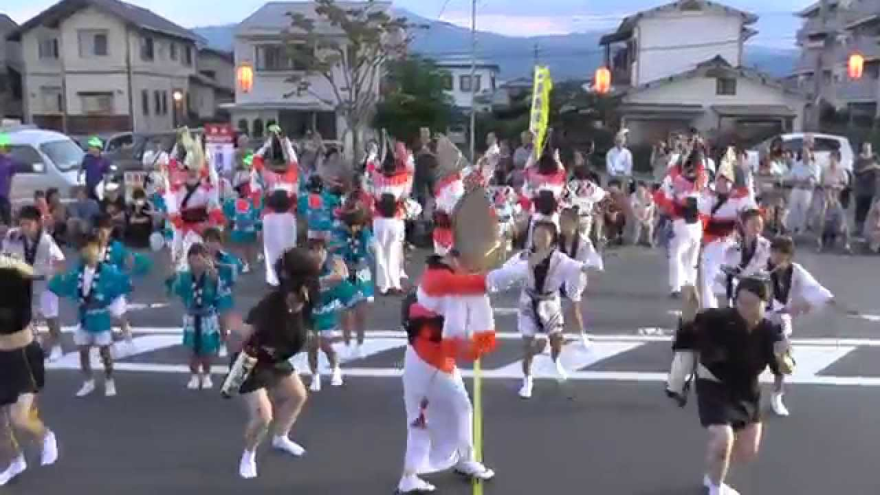 下島連さん 開成阿波踊り2014 - ...