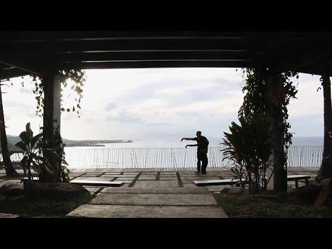 Kizomba Isabelle and Felicien - Tahiti sunset dance - C4 Pedro *Nao me pede*