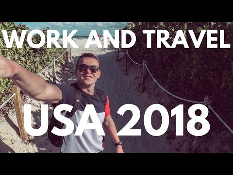 Work and Travel 2018 – Martha Vineyard USA