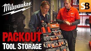 Tool Storage Ideas - Milwaukee PACKOUT System