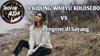 Gambar cover dj nofin asia🎵dj slow  kidung wahyu kolosebo vs pengene full album mp3 terbaru 2019