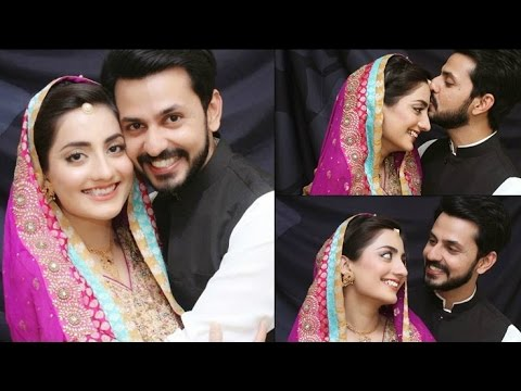 Bilal Qureshi And Uroosa Wedding Pictures