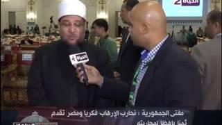 بالفيديو.. وزير الأوقاف: مؤتمر الإفتاء جمع نخبة العلماء لمواجهة التحديات