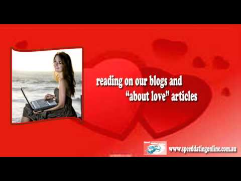 what is speed dating service