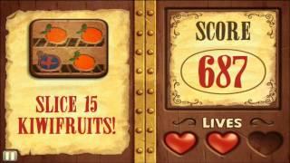 Fruit Ninja: Puss in Boots HD - iPad 2 - US - HD Gameplay Trailer