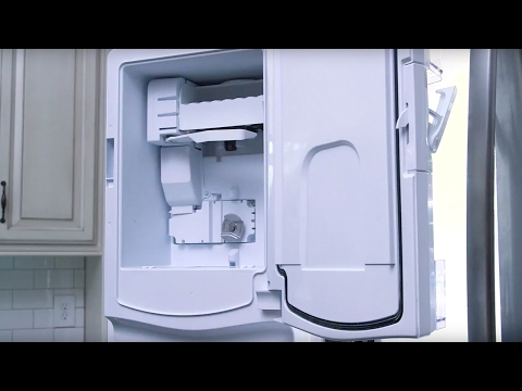 Tutorial:How to Replace Auger for Ice Maker on GE Refrigerator from YouTube · Duration:  10 minutes 16 seconds
