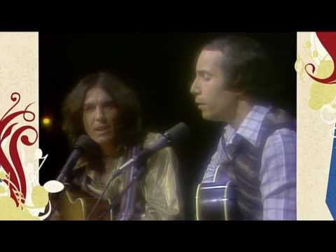 Paul Simon - Homeward Bound (Live on SNL with George Harrison)