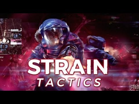 Strain Tactics Gameplay Impressions - Door Kickers / Xcom Strategy Meets Zombie Survival!