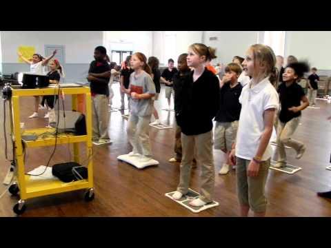 Bay Minette Elementary School Wee Fit Program