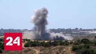 """Смотреть видео """"Евровидение"""" может стать жертвой палестино-израильских ударов - Россия 24 онлайн"""