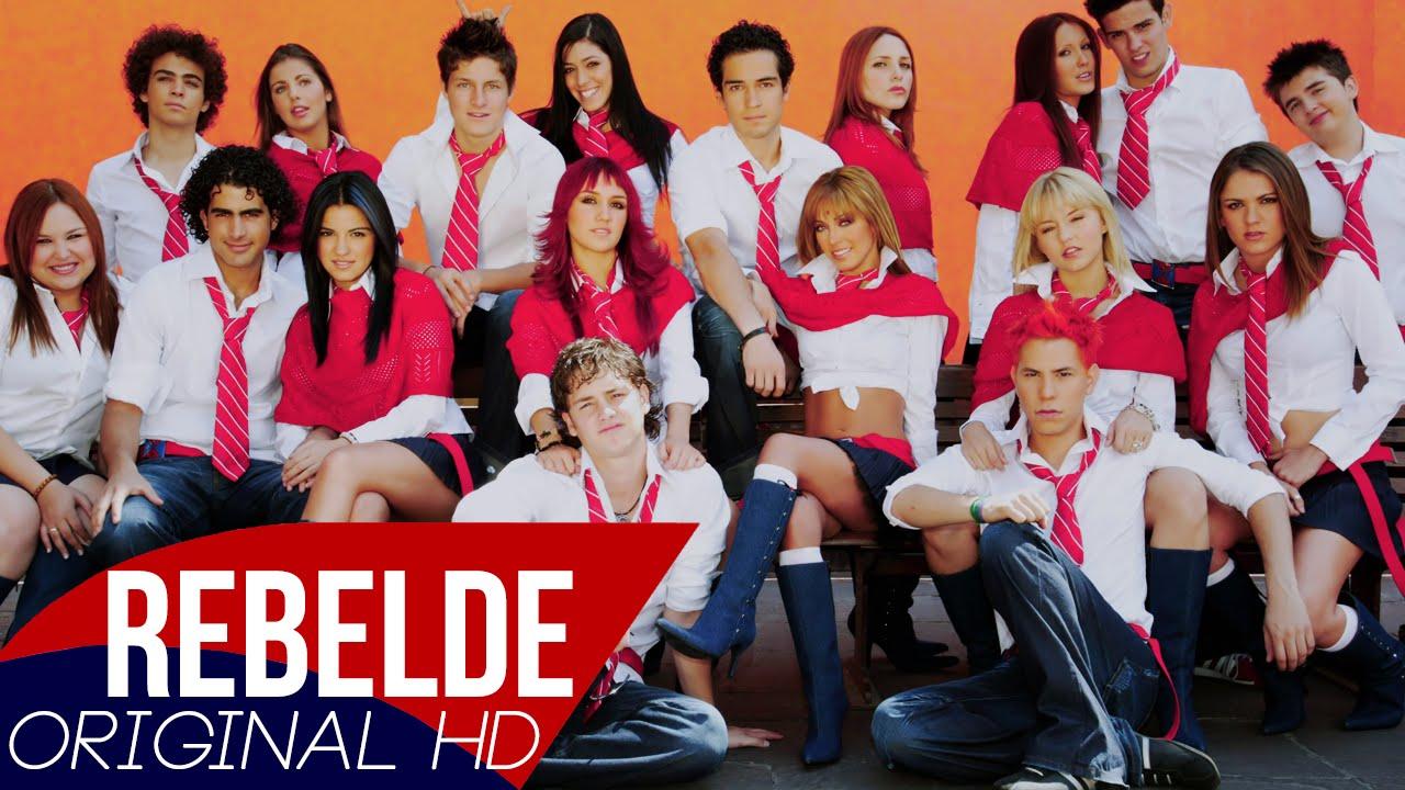 Novela Rebelde 2 Temporada