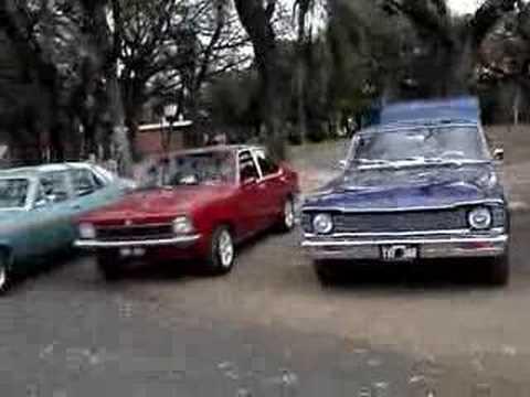 Encuentro De Autos Antiguos Chevrolet Youtube