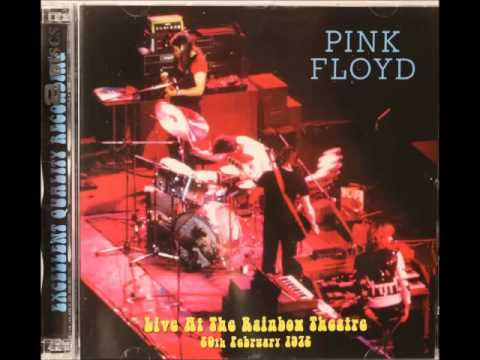 Pink Floyd - Live at the Rainbow Theatre 1972